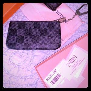 Pochette Cle Louis Vuitton
